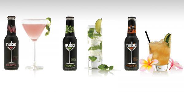 Nuba Cocktails