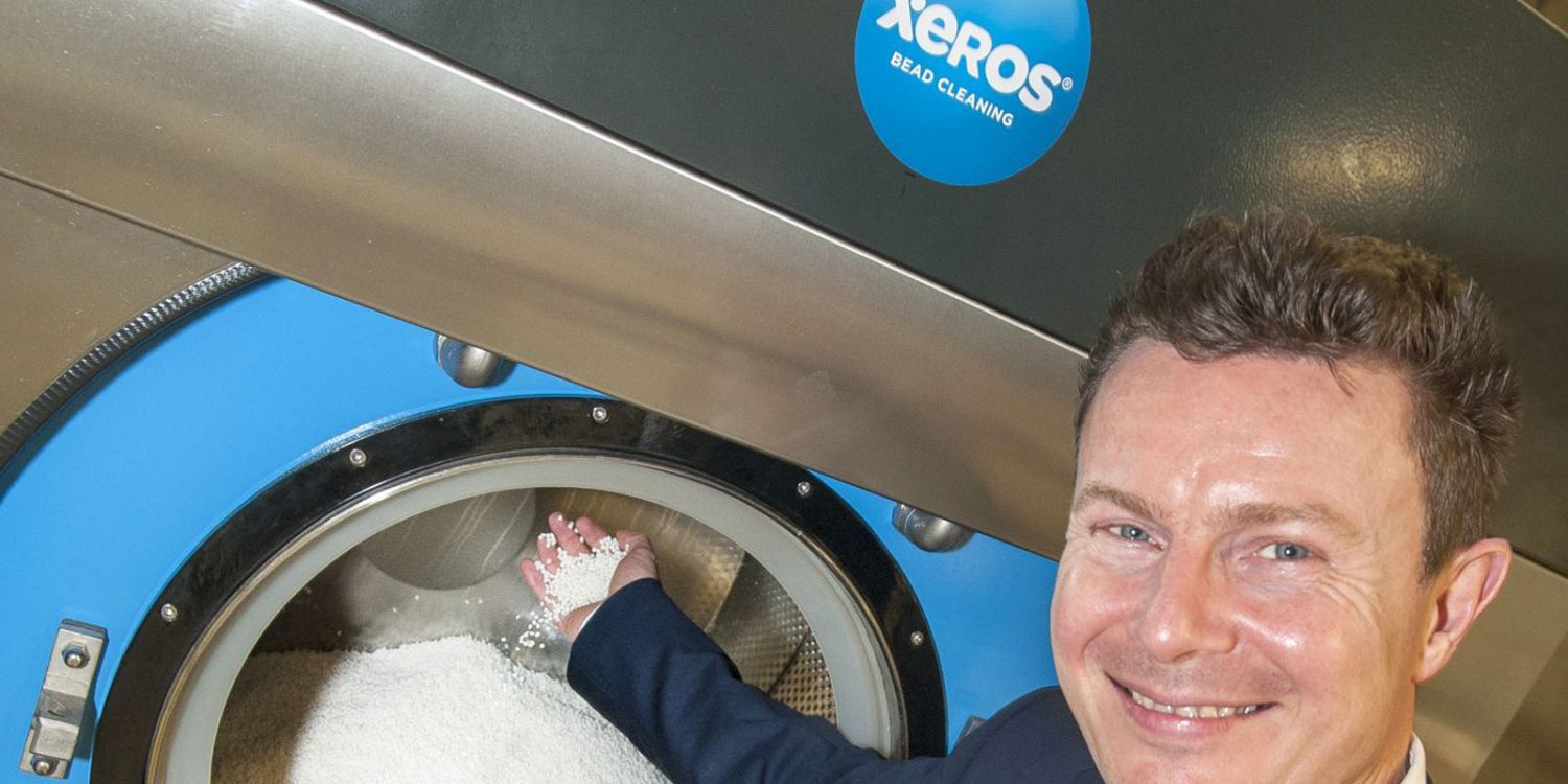 Revolutionary washing machine manufacturer Xeros appoints Brand8 PR agency Leeds