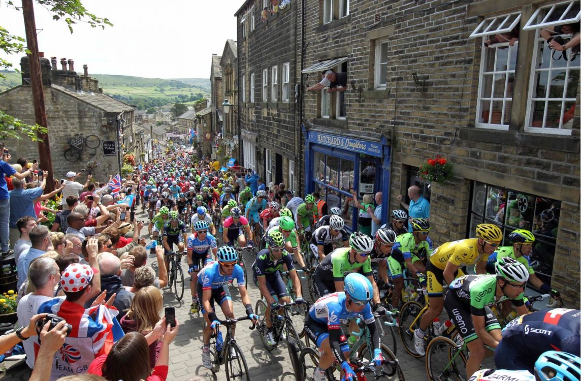 Le Tour: Yorkshire's perfect PR platform