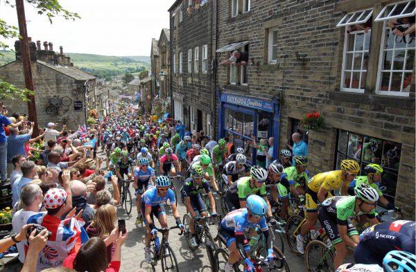 Le Tour de France Yorkshire