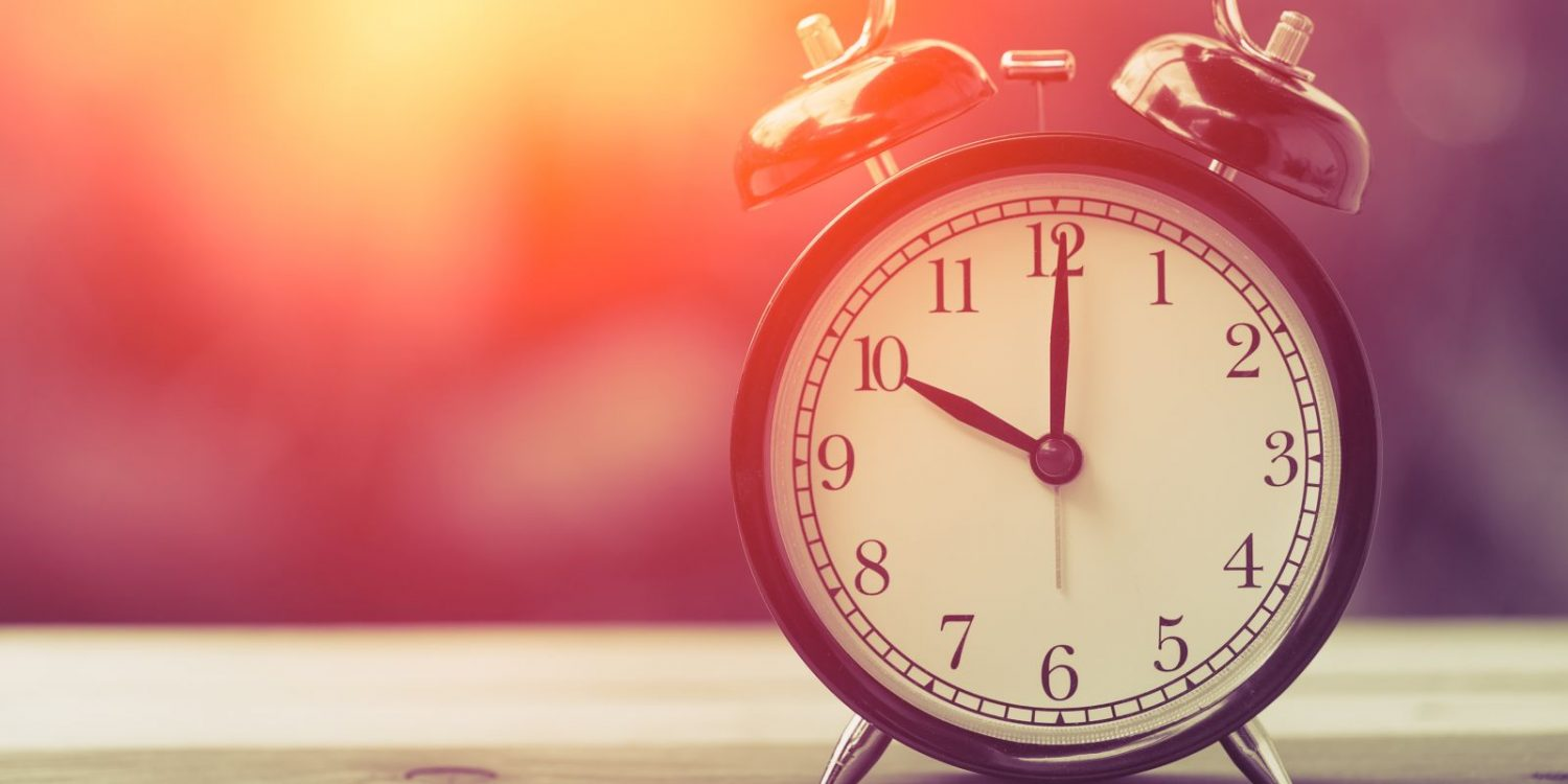 Social media 101: Why timing is everything