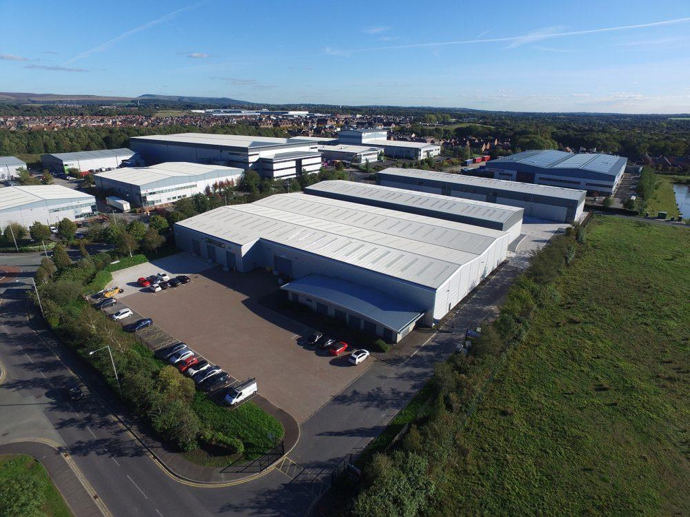 Industrial developer Chancerygate appoints Brand8 PR