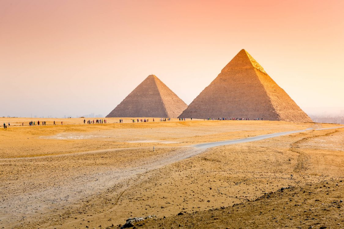 How taking inspiration from the Egyptians can help boost your content's competitiveness